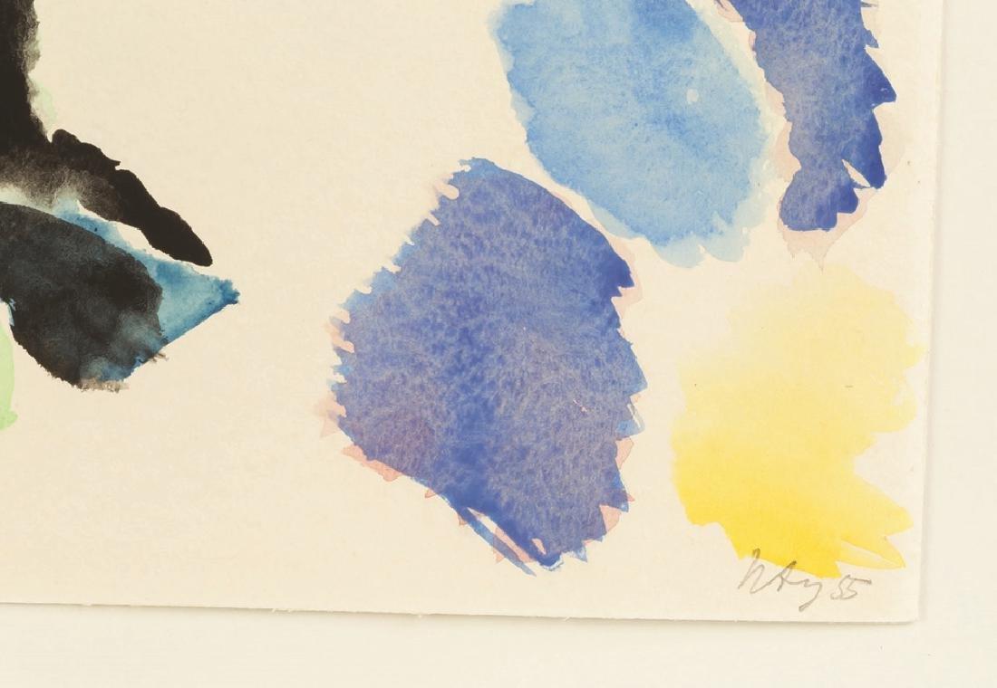 Ernst Wilhelm Nay (German, 1902-1968) Watercolor - 2