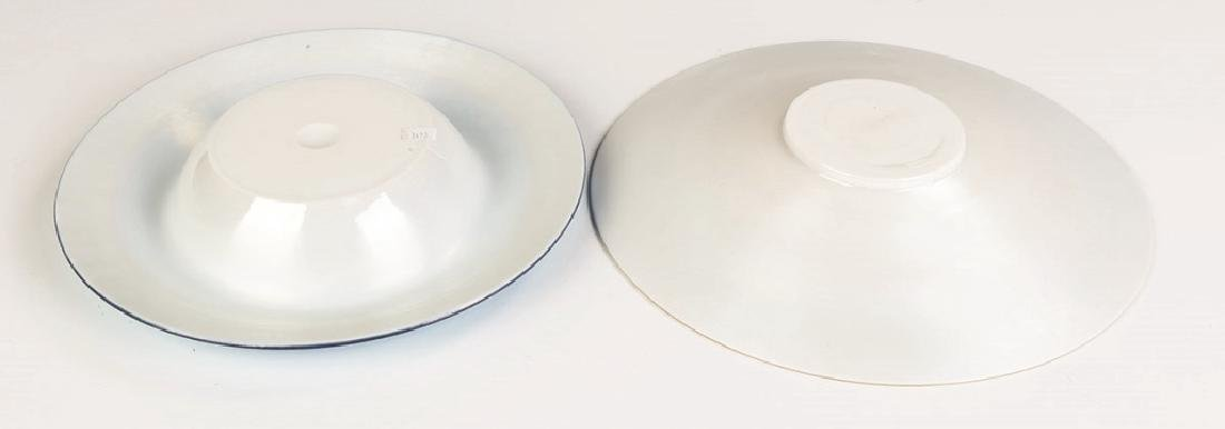 Two Steuben Aurene Bowls - 3