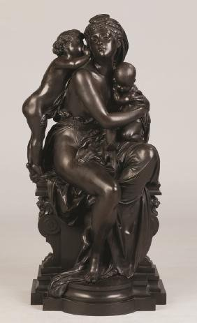 Albert Ernest Carrier Belleuse (French, 1824-1887)