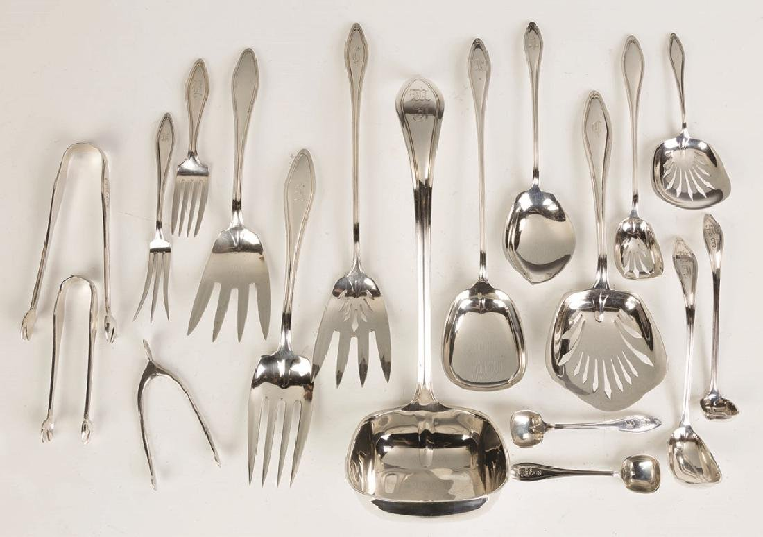 Towle Sterling Silver Flatware - 2