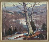 "Emile Albert Gruppe (American, 1896-1978) ""Vermont"