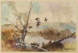 Roy Martell Mason American 18861972 A Peaceful
