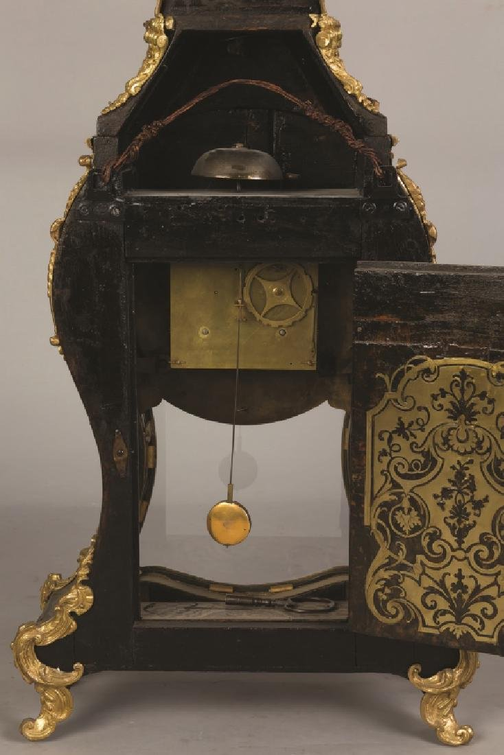 Gilt Bronze and Boule Mantel Clock - 3