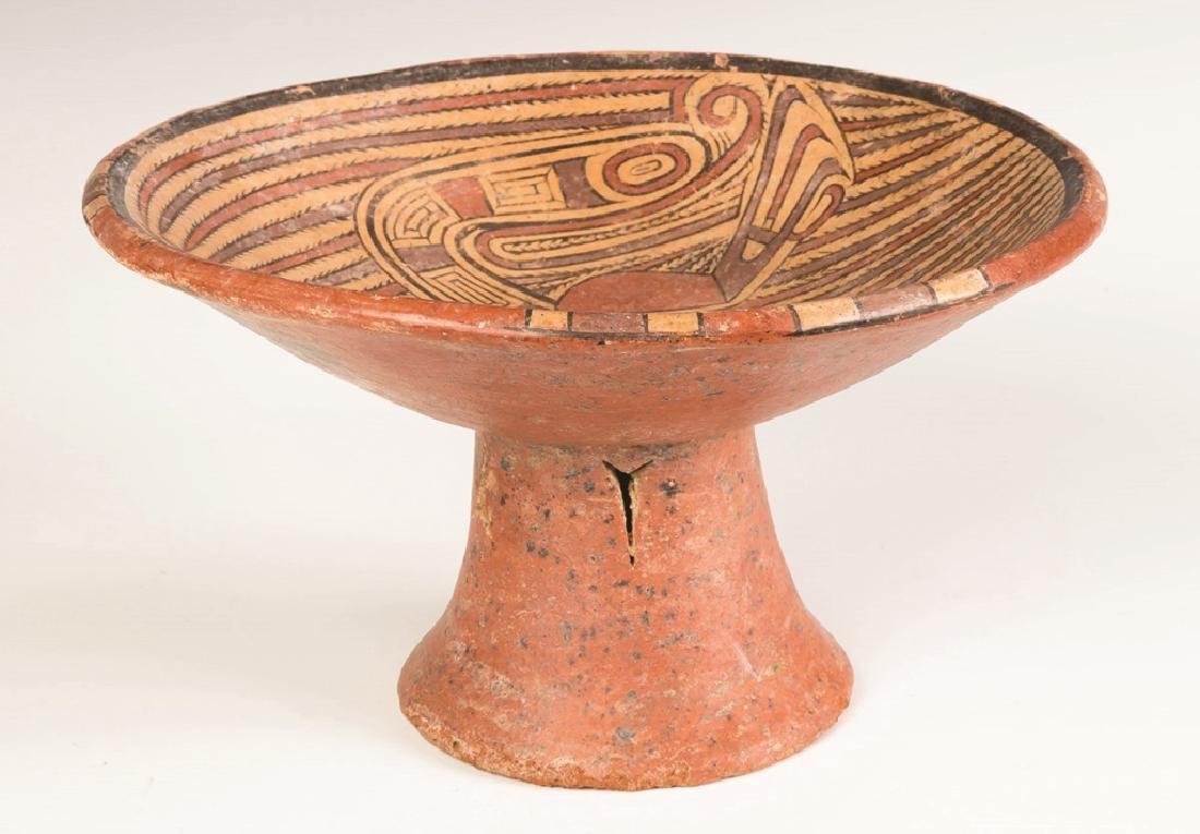 Coclé Pedestal Bowl