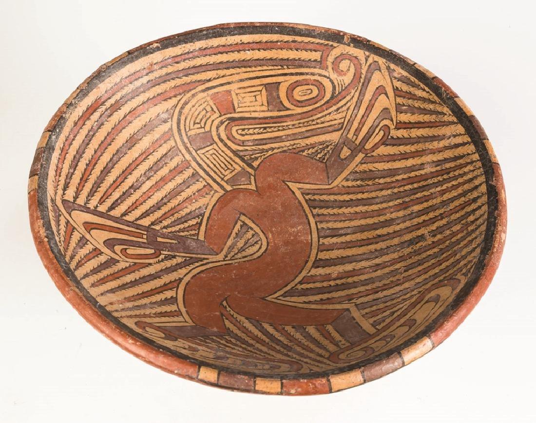 Coclé Pedestal Bowl - 2