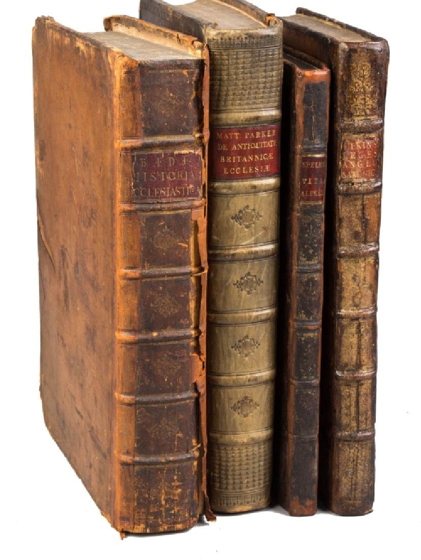 Collection of Books (17th - 19th Century) - 11