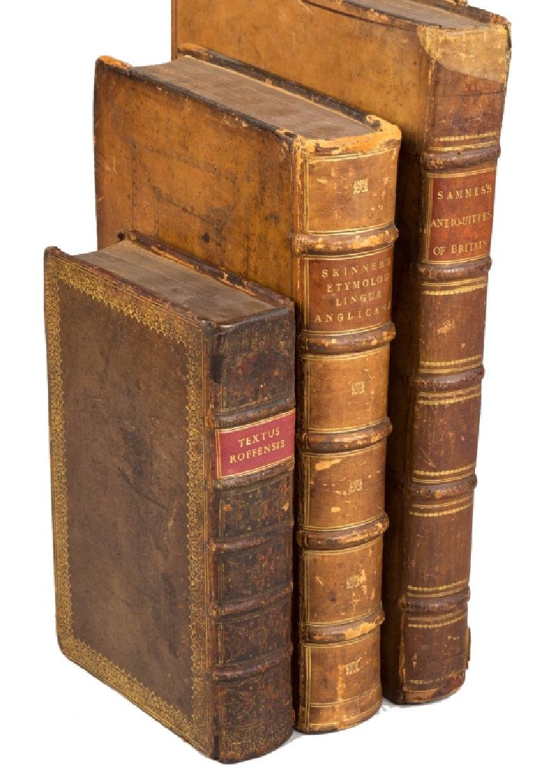Collection of Books (17th - 19th Century) - 5