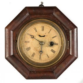 New Haven Miniature Gallery Clock