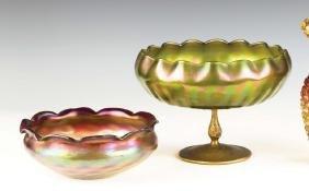 Two Austrian Bowls
