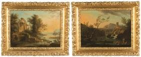 Pair of Old Master's Style Paintings