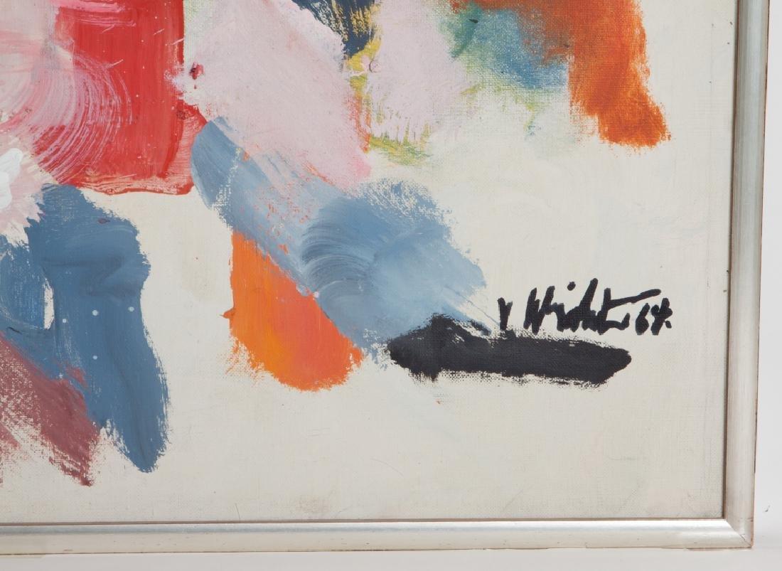 """John von Wicht (American, 1888-1970) """"Glorious - 4"""