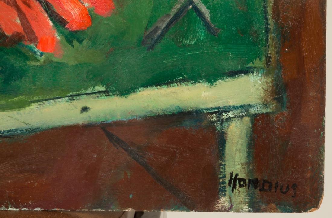 Gerrit Hondius (American, 1891-1970) Still Life with - 2