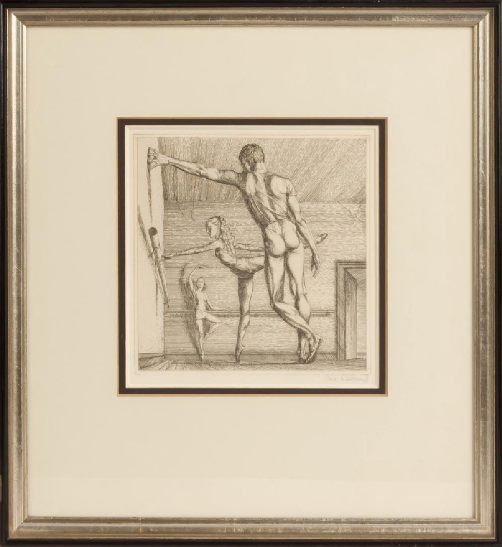 Paul Cadmus (American, 1904-1999) Dancers