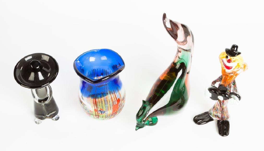 Group of Murano Glass - 3