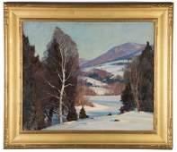 Emile Albert Gruppe (American, 1896–1978) New England