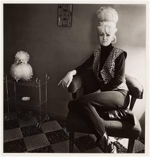"Diane Arbus (American, 1923-1971) ""Lady Bartender at"
