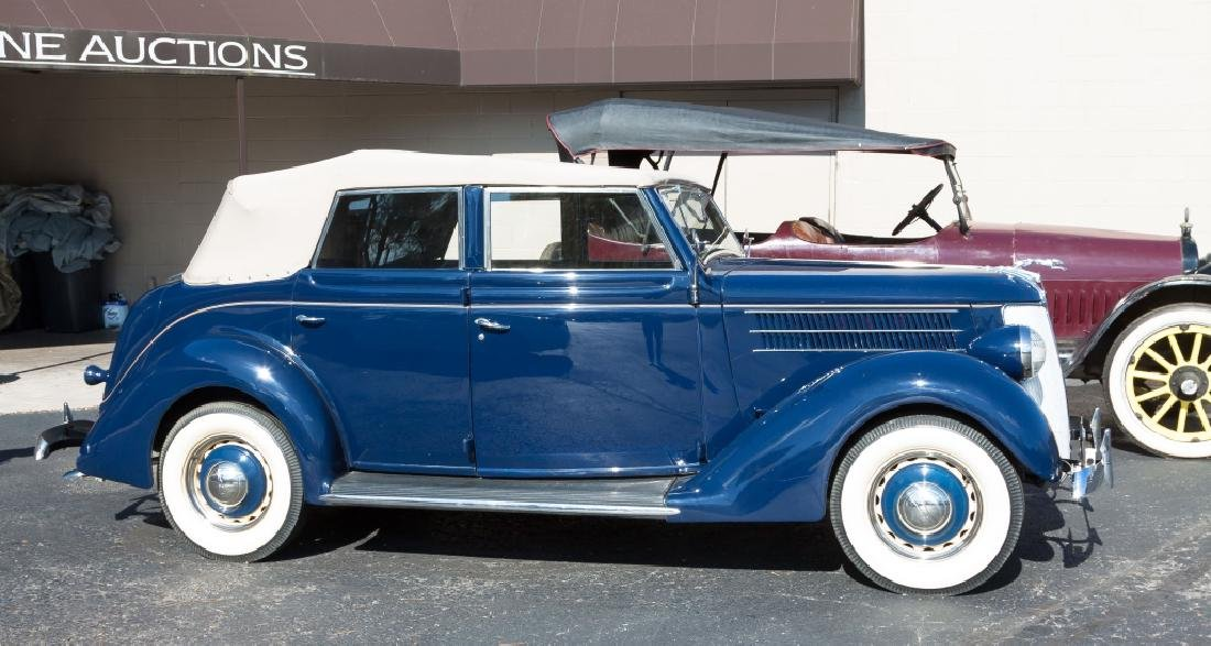 1936 Ford Model 68 Phaeton