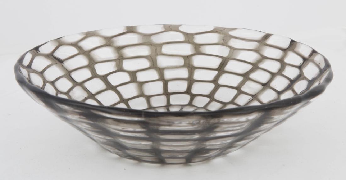 """Paolo Venini (Italian, 1895–1959) """"Occhi"""" Bowl"""