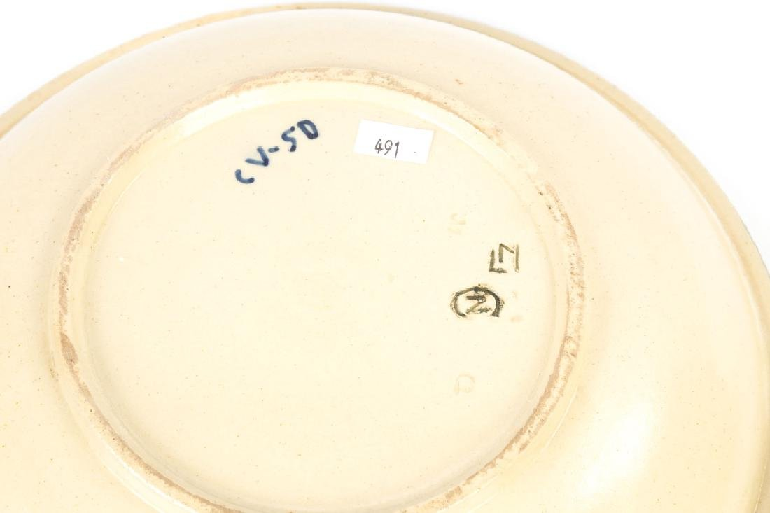 Newcomb Pottery Bowl and Plates - 2