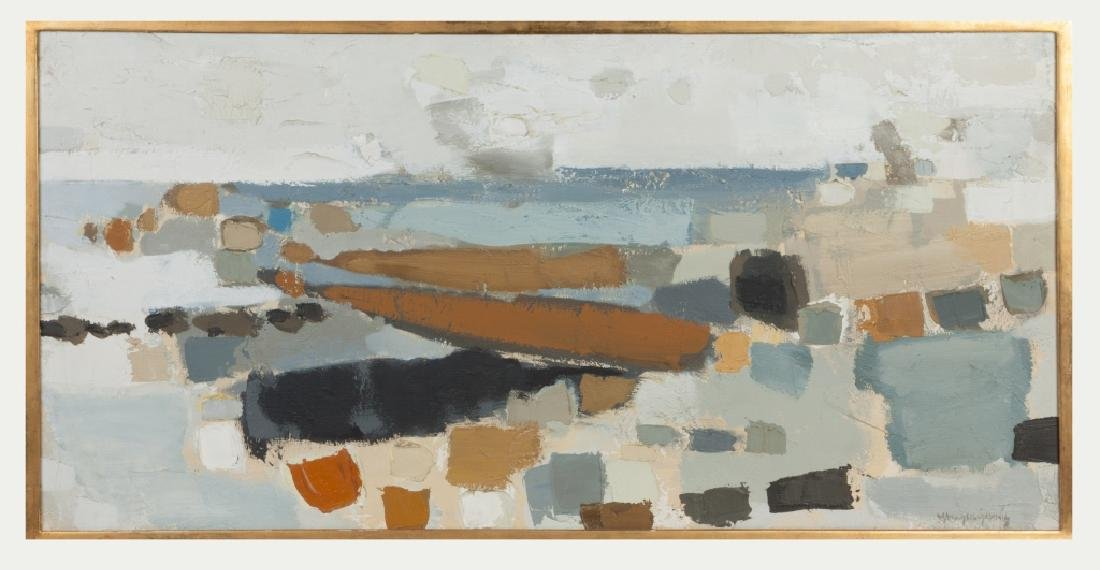 """Manolis Calliyannis (Greek, 1923-2010) """"Les Joyaux de"""