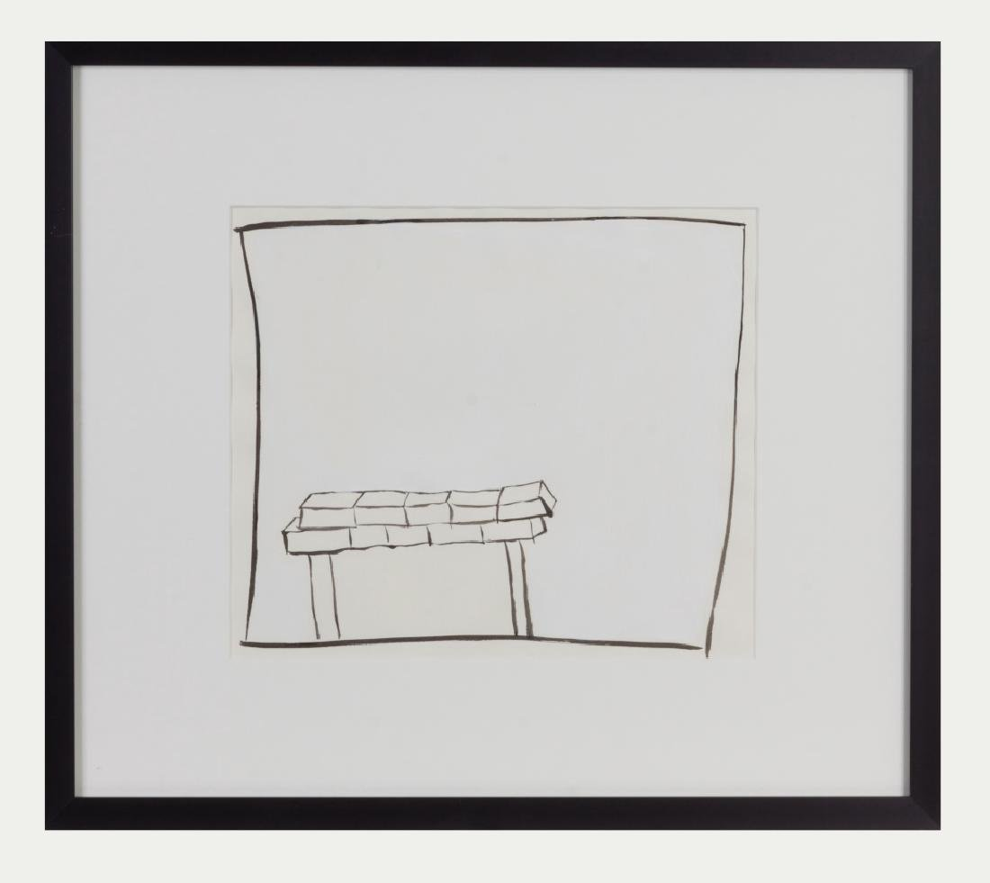 Tim Roby (American, 20th Century) Untitled (Stacks)