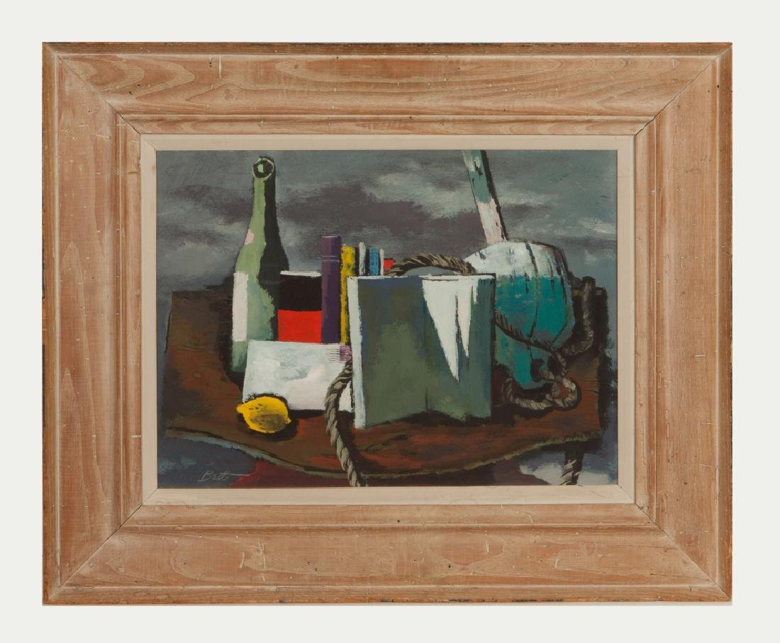 Edward Howard Betts (American, 1920-2008) Still Life
