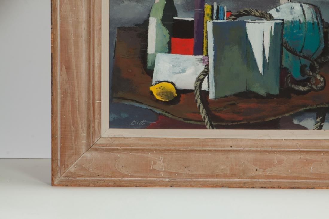 Edward Howard Betts (American, 1920-2008) Still Life - 2