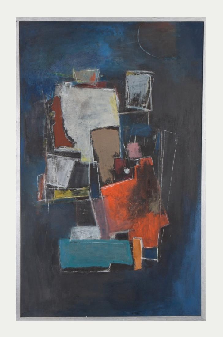 "Hilda Altschule Coates (American, 1900-1983) ""Moonlight"