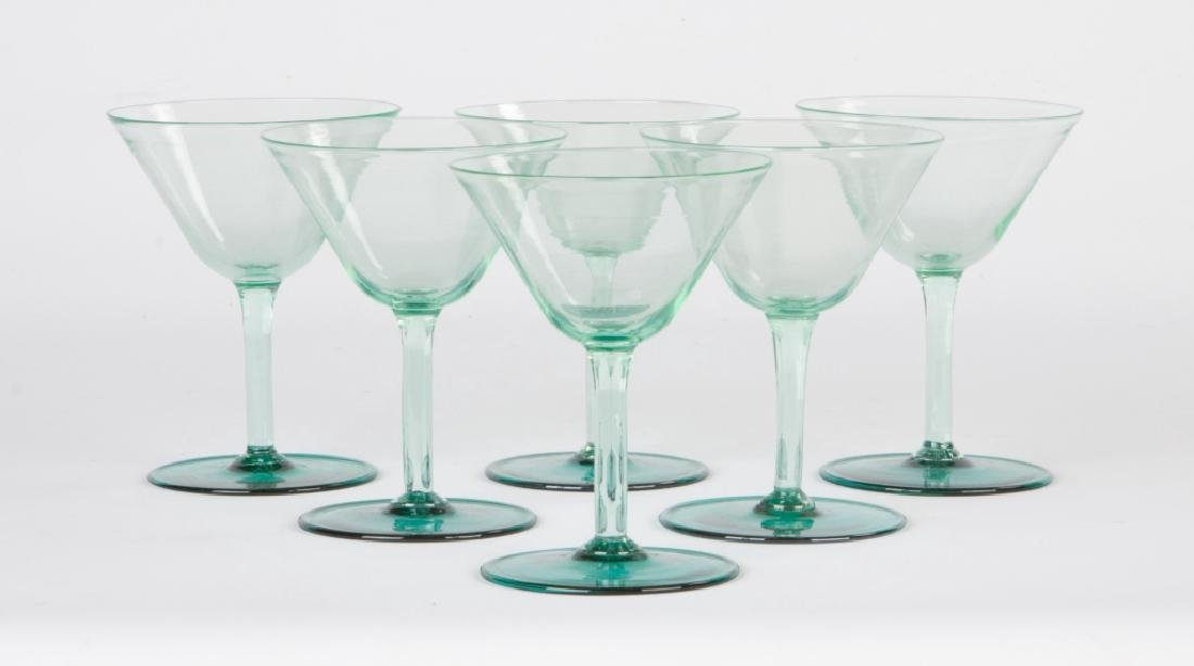 Six M.V.M. Cappellin & Co. Glasses