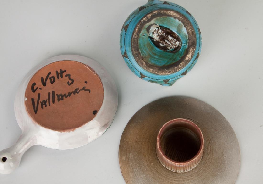 Group of Mid-Century Vallauris Ceramics - 2