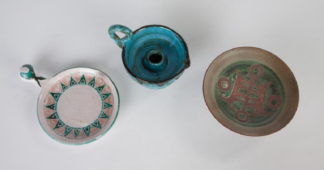 Group of Mid-Century Vallauris Ceramics - 3