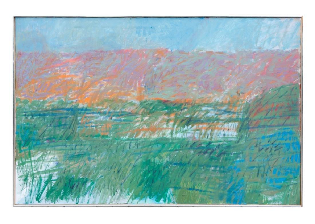 Joanna Krasner (American, 1930-2016) Untitled Painting