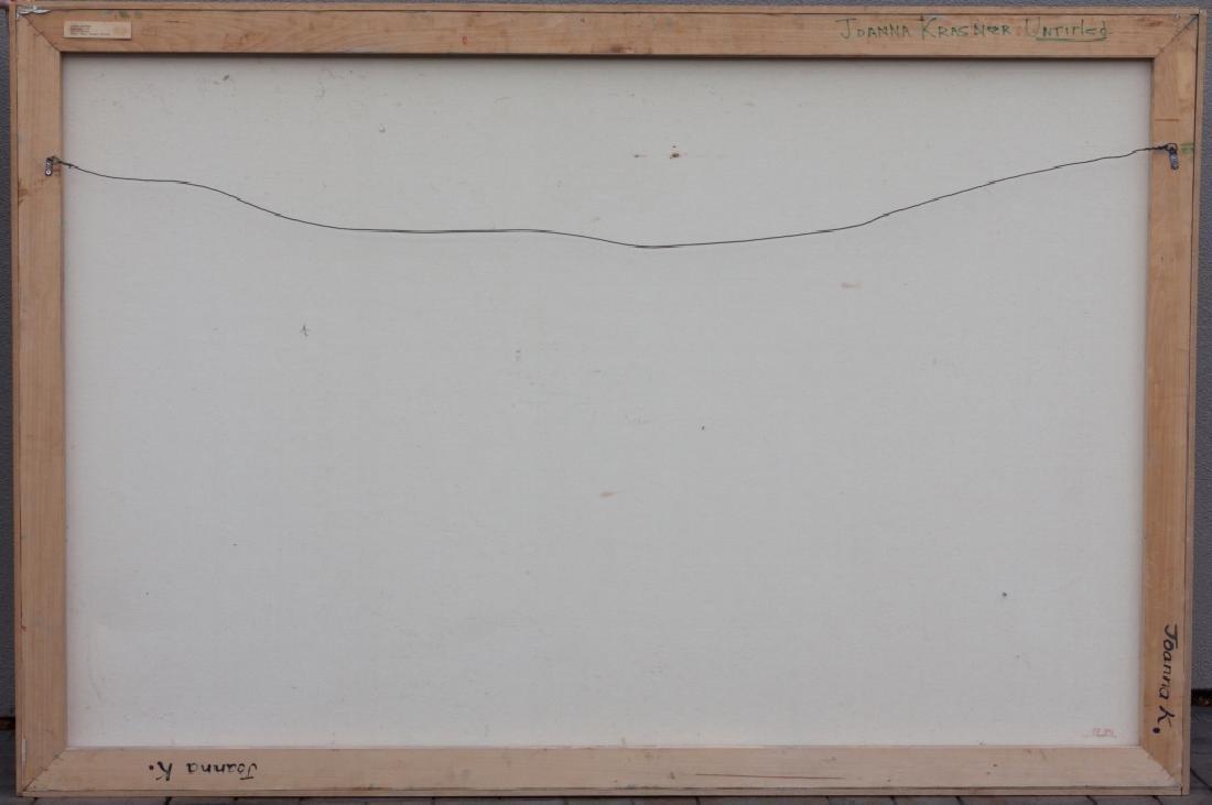 Joanna Krasner (American, 1930-2016) Untitled Painting - 3