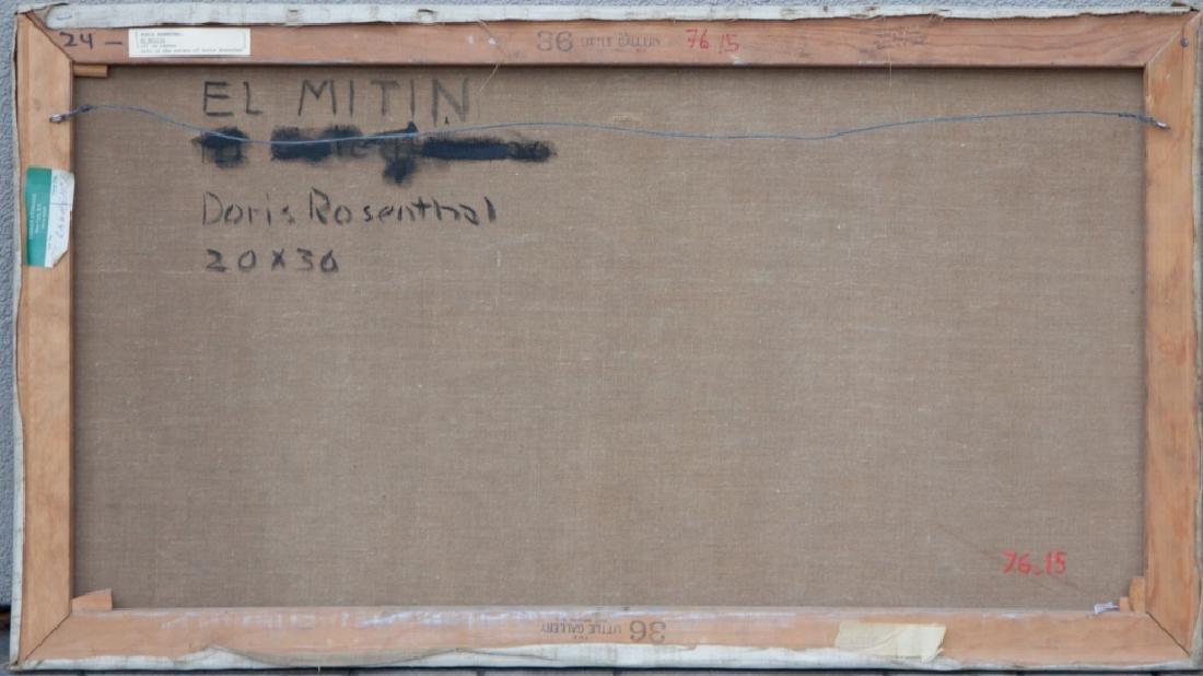 Two Doris Rosenthal (American, 1889-1971) Paintings - 2