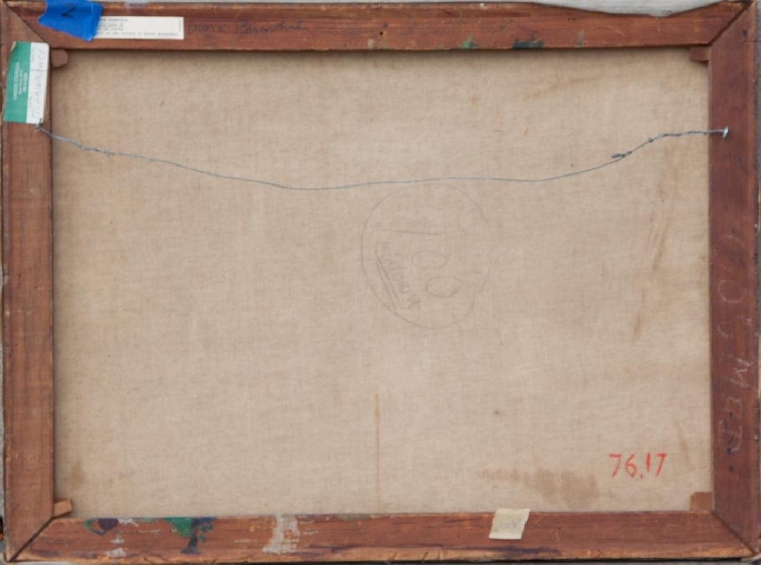 Two Doris Rosenthal (American, 1889-1971) Paintings - 4