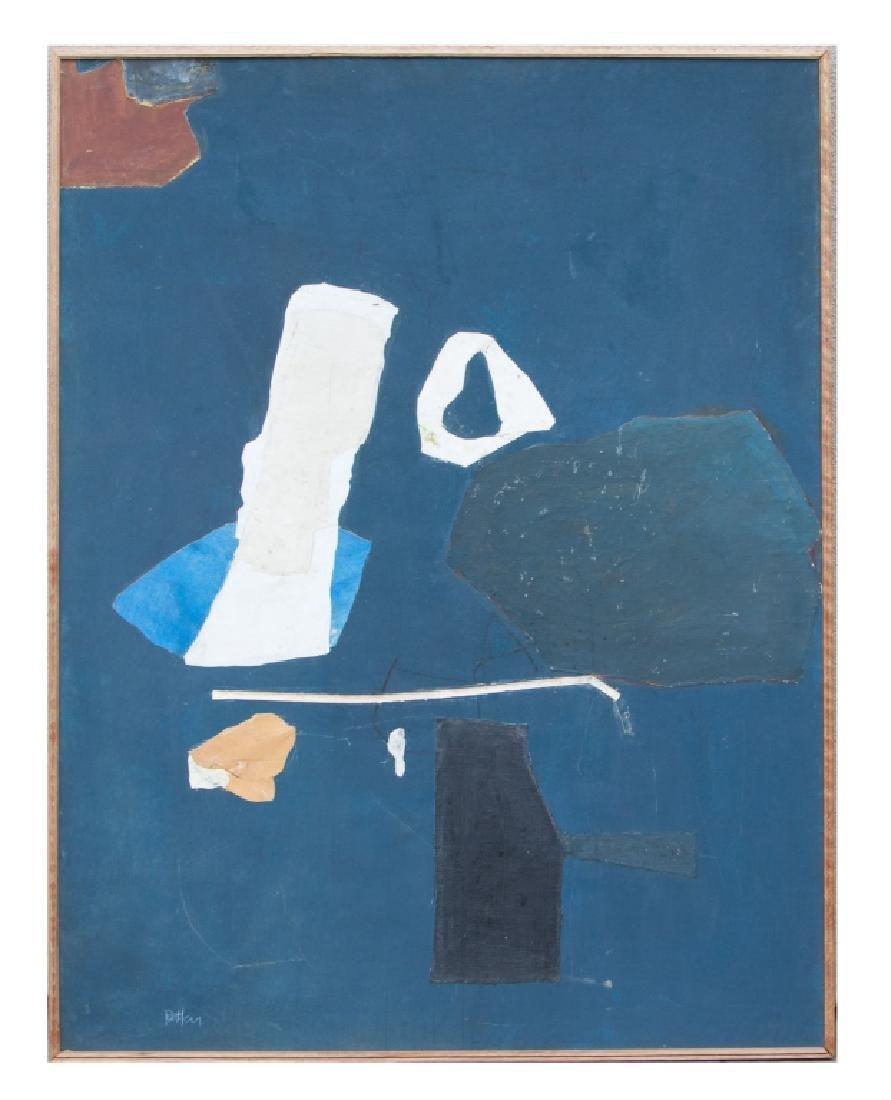 "Henry Botkin (American, 1896-1983) ""Minori II"" 1967"