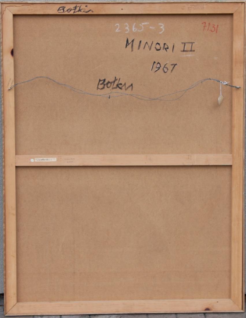 "Henry Botkin (American, 1896-1983) ""Minori II"" 1967 - 3"