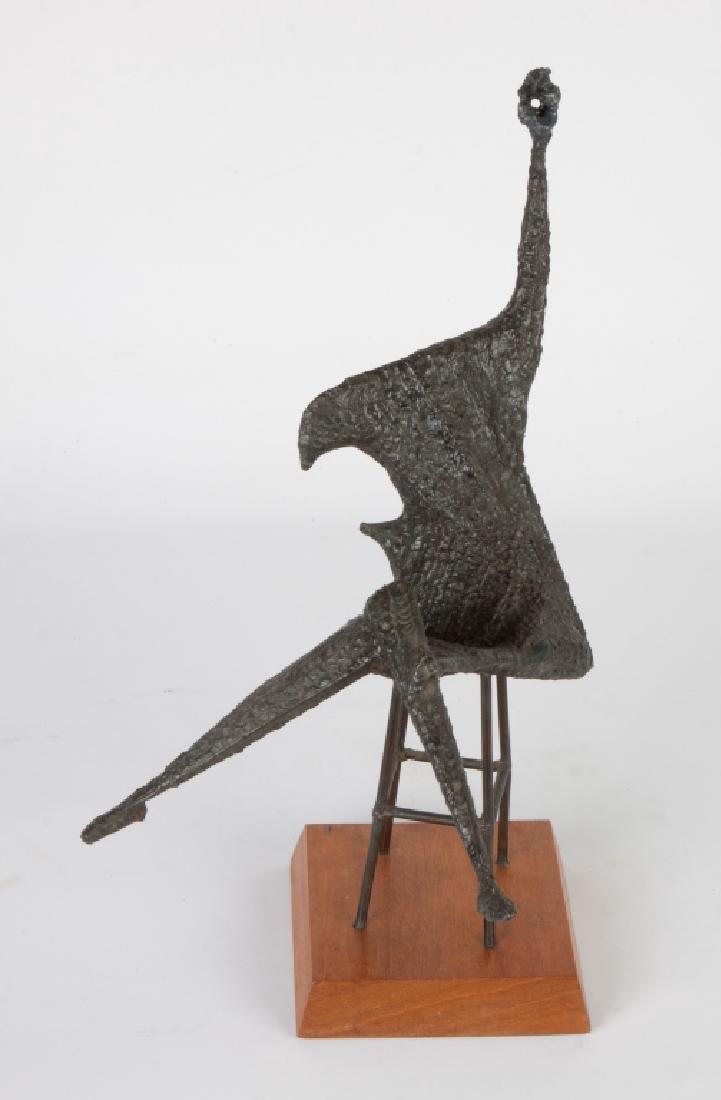 Robert Harris (20th Century) Steel Sculpture - 3