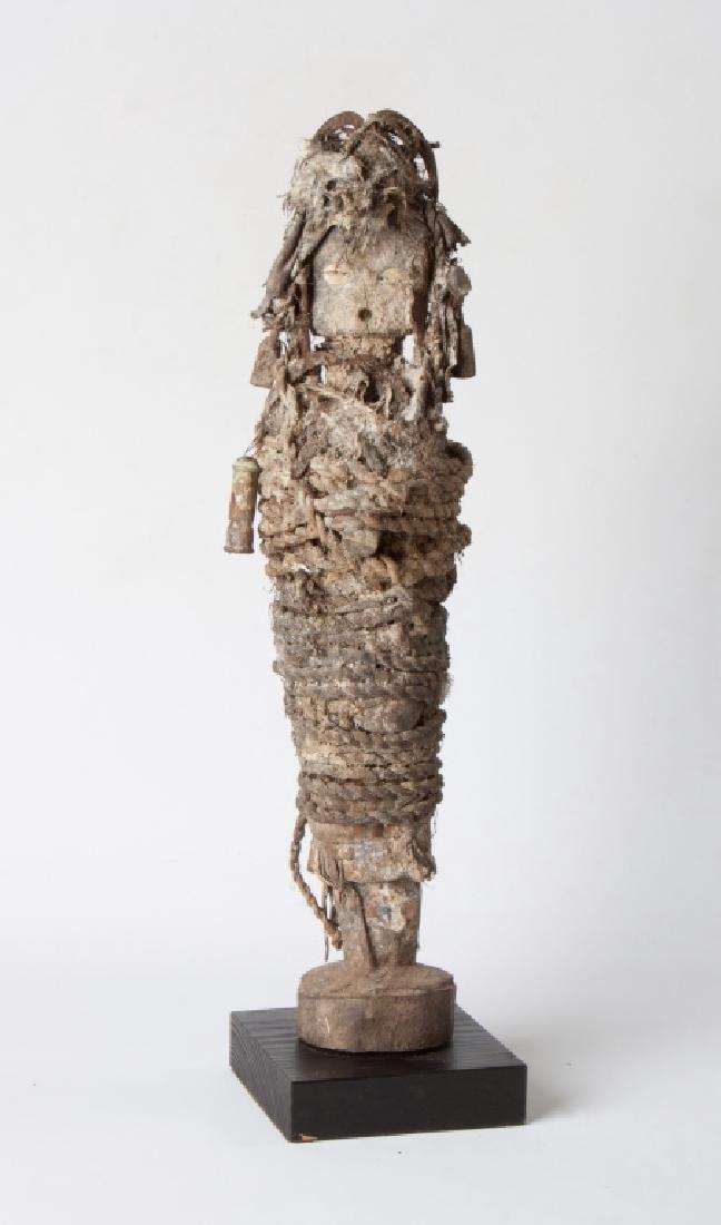African Ewe Healer Figure
