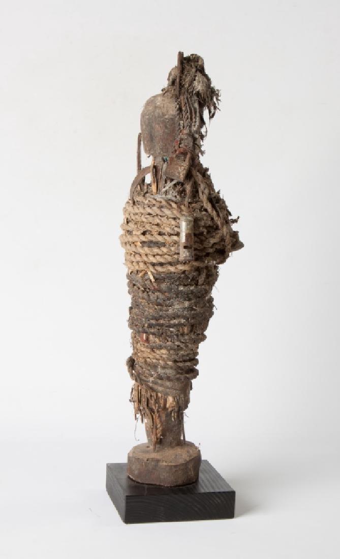 African Ewe Healer Figure - 3