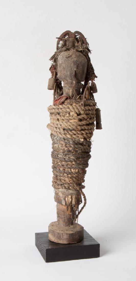 African Ewe Healer Figure - 4
