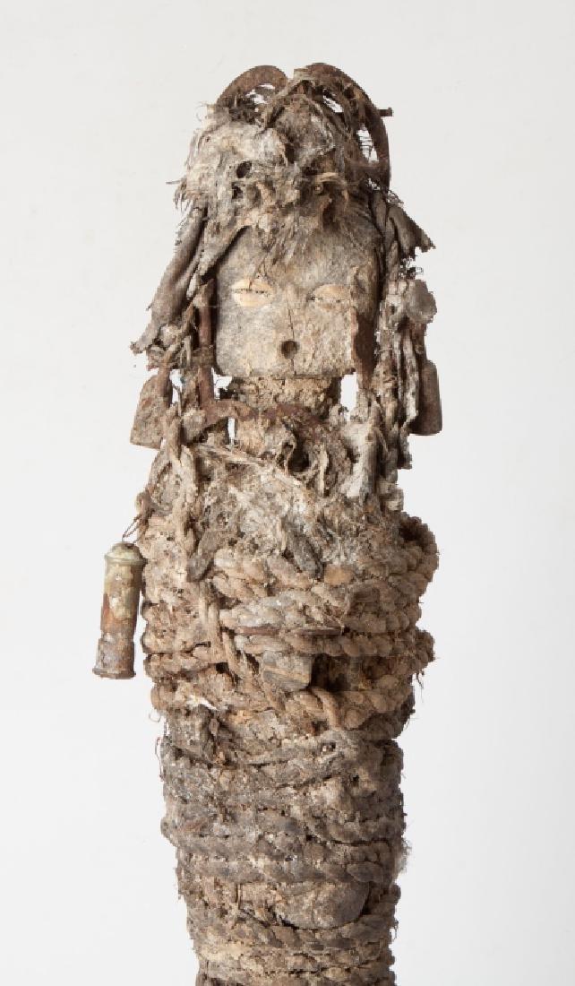African Ewe Healer Figure - 6