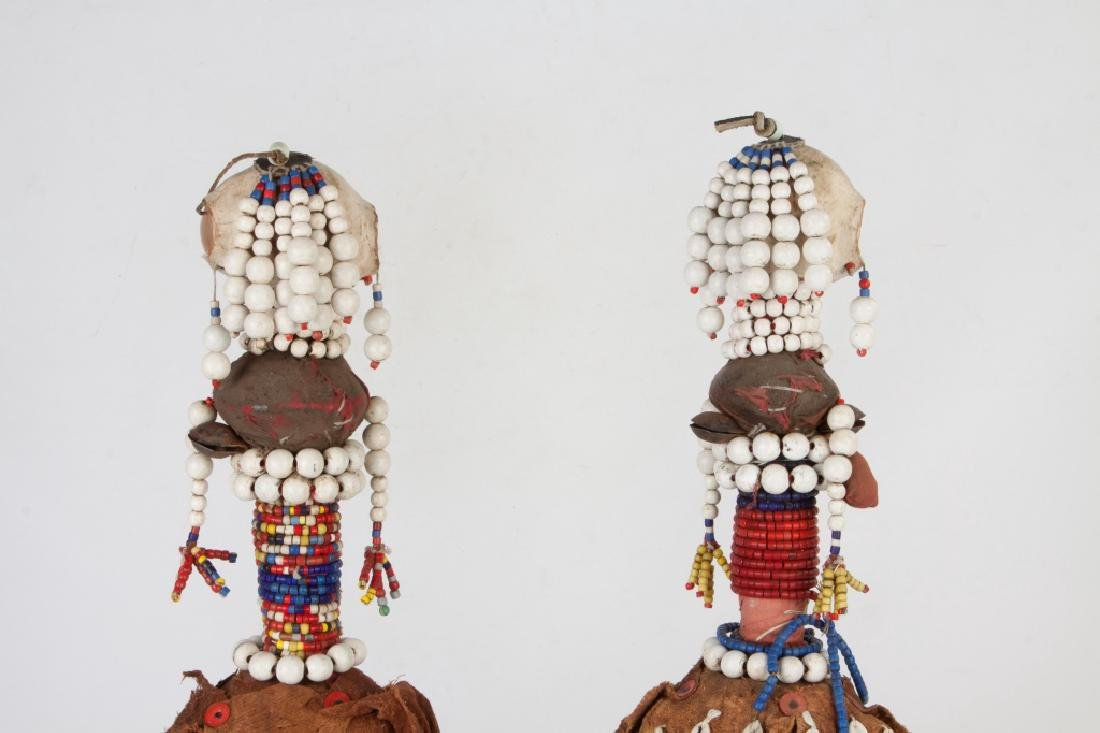 Two African Hemba/Ambole Dolls - 3