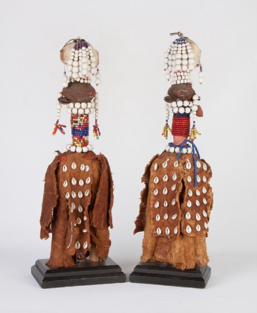 Two African Hemba/Ambole Dolls - 4