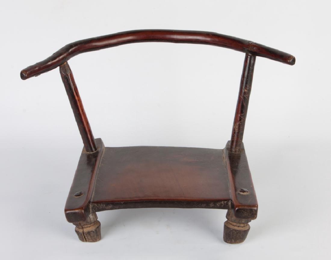 African Dan Chair - 2