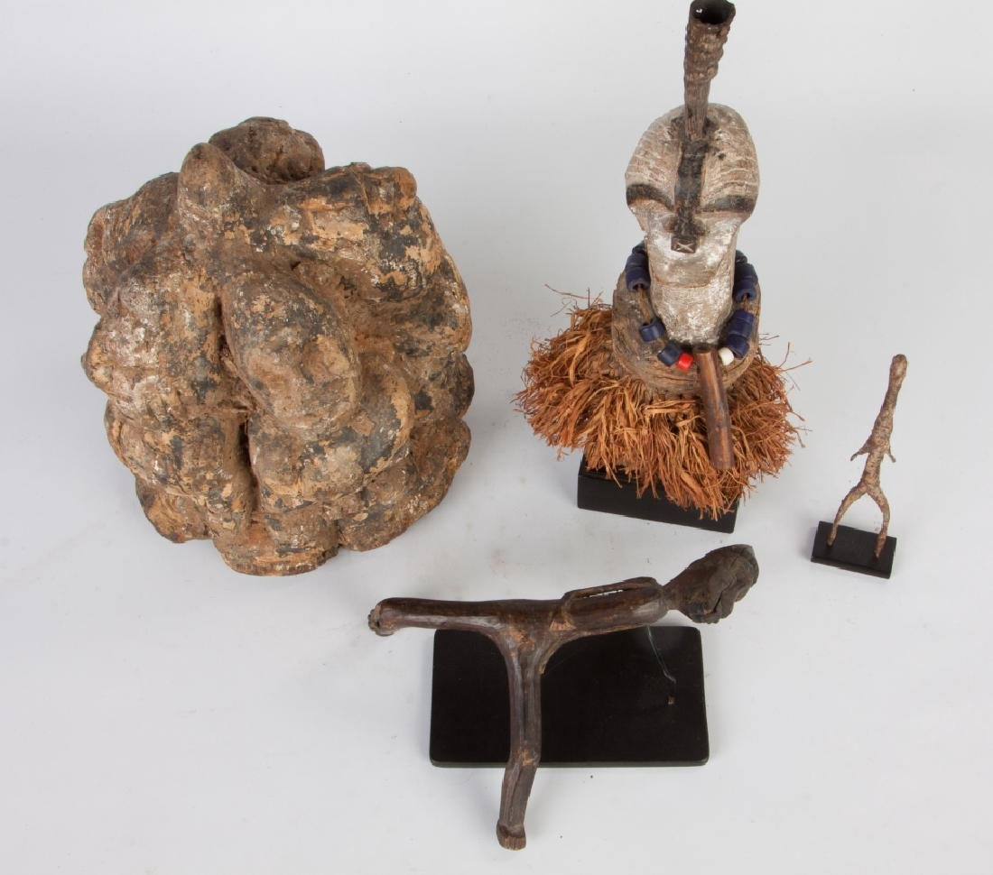 Group of Misc. African Artifacts - 2