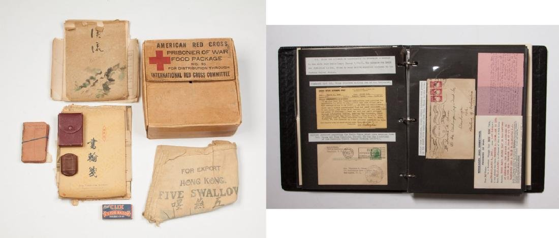 Archives of Col. T.M. Chase