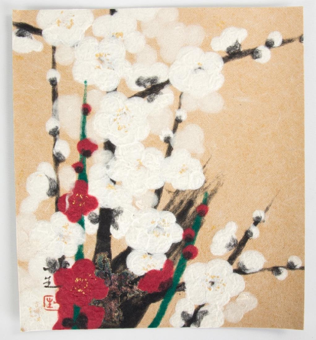 Woodblock Prints and Needlework - 5