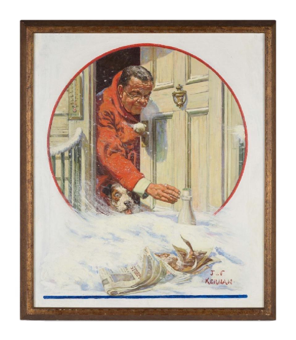 Joseph F. Kernan (American, 1878-1958) Illustration