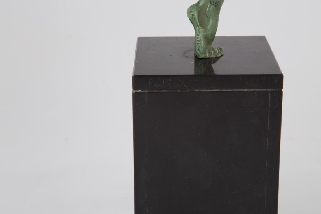 Bronze Sculpture of a Cymbal Player - 3